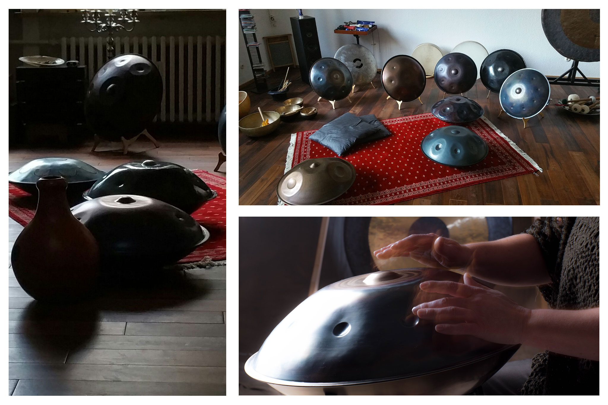 Handpan-Workshop