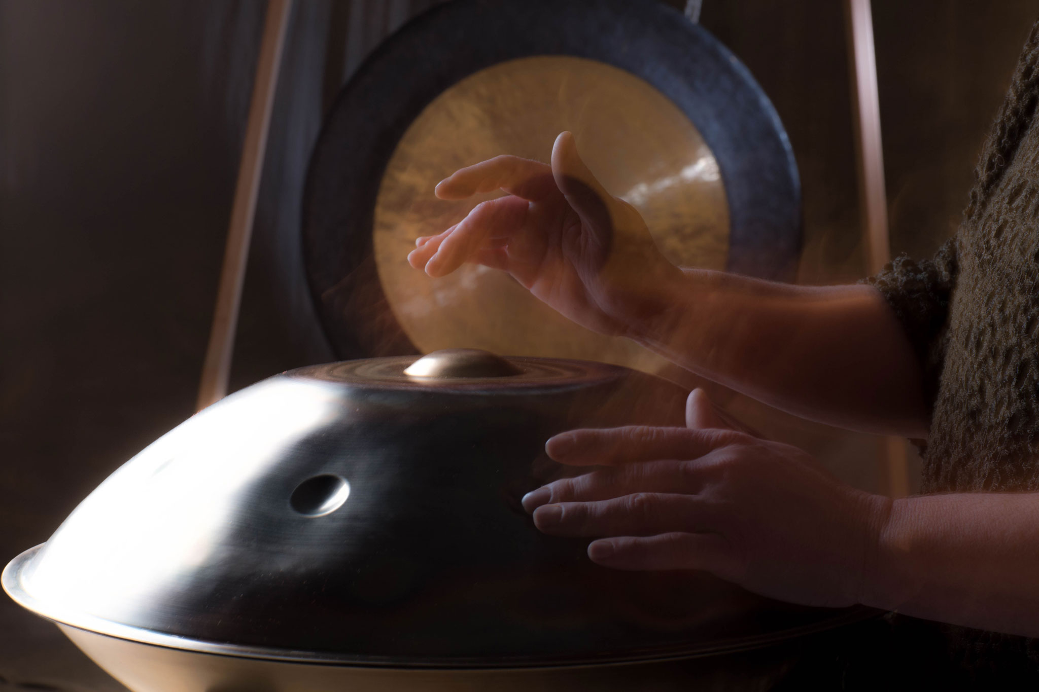 Workshop für Handpan & Hang