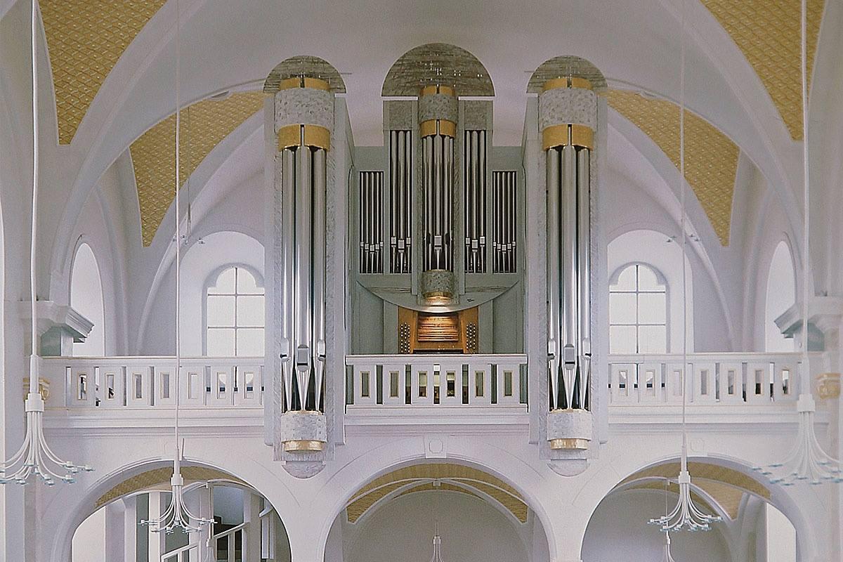 Musikalisch begleiteter Gottesdienst