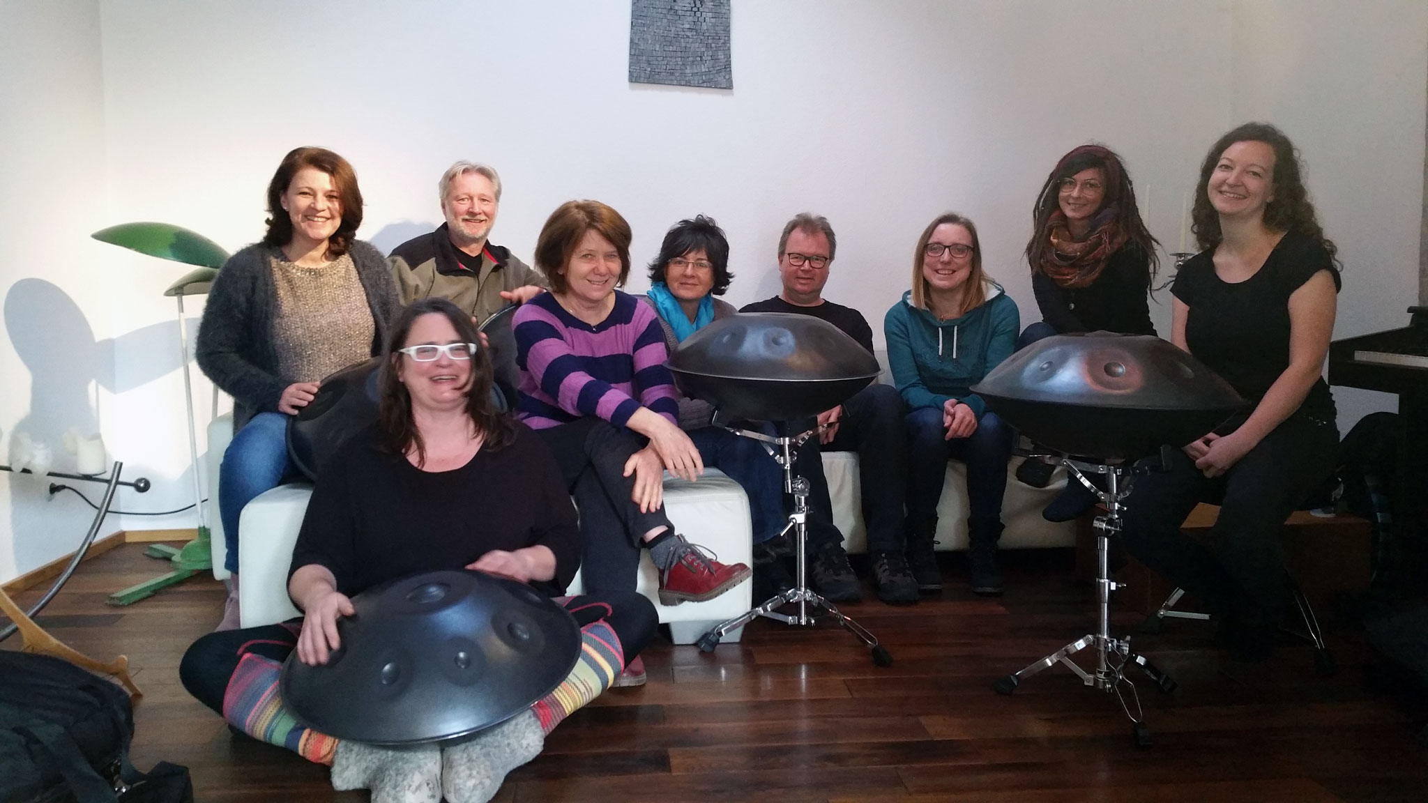 Hang & Handpan Wochenend-Workshop