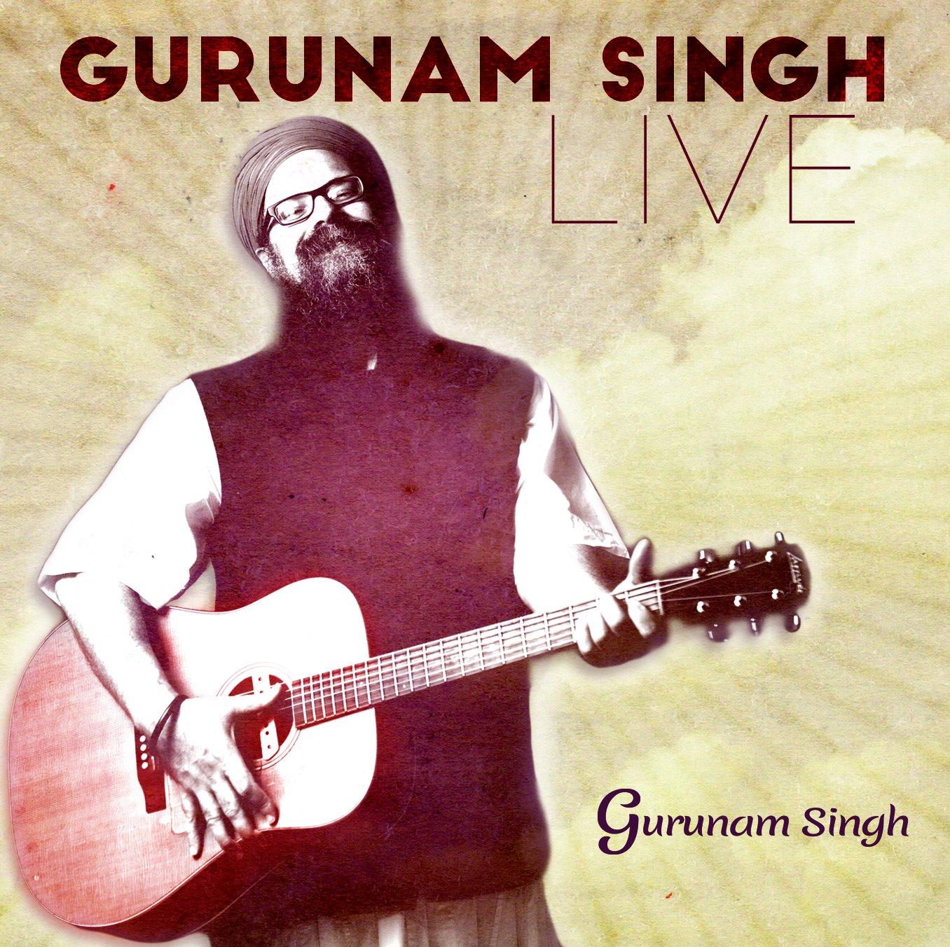Mantrakonzert – Gurunam Singh aus Amerika live in Schweinfurt.