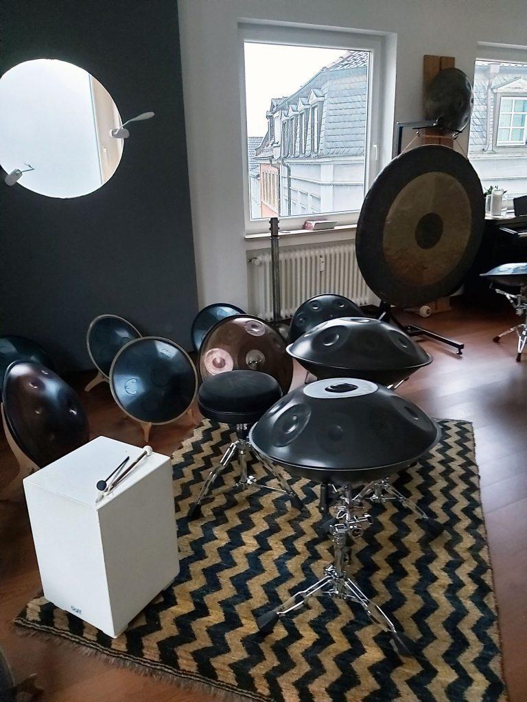 Handpan Studio Rosengasse 9 Schweinfurt