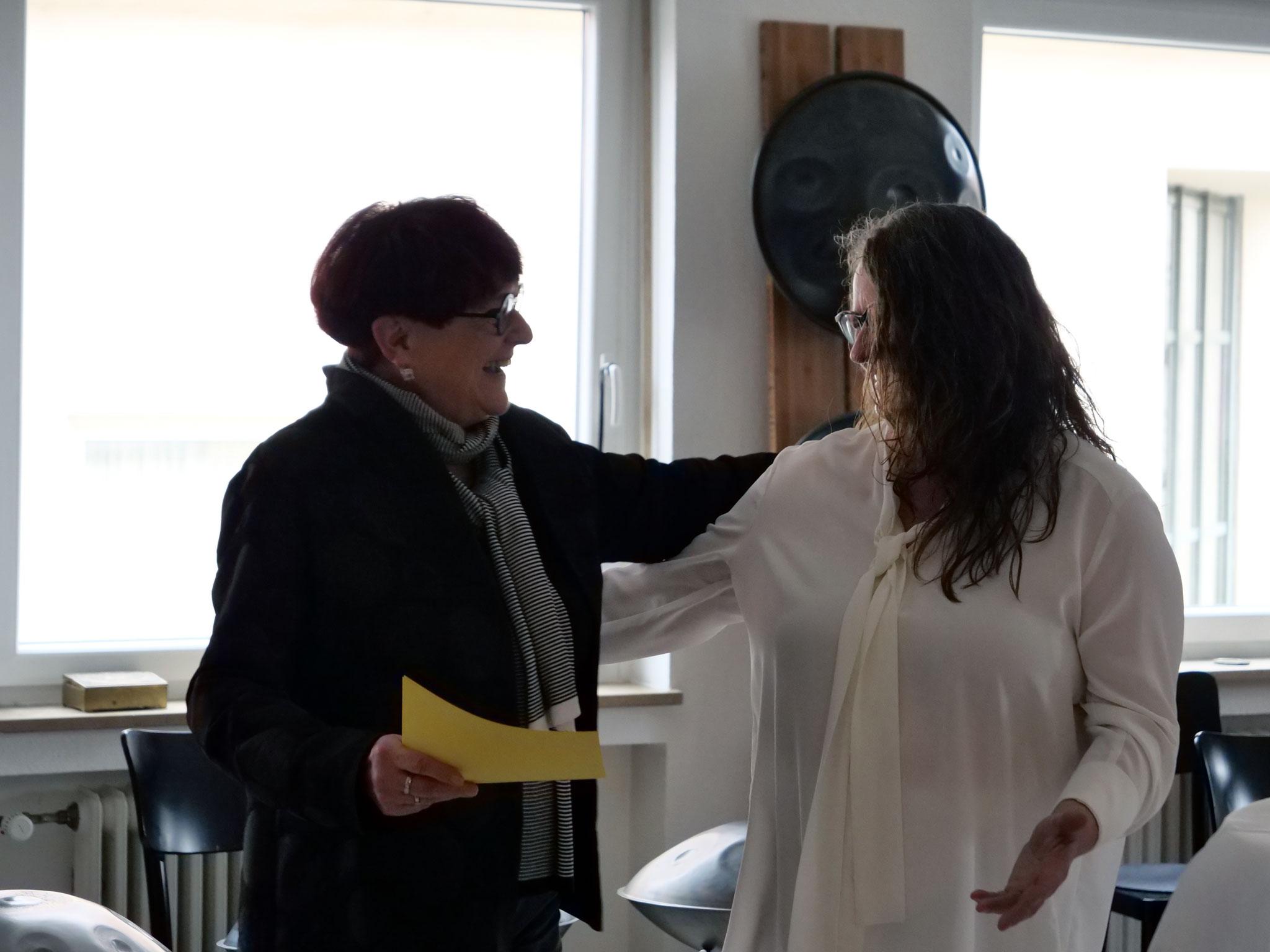 Petra Eisend & Johanna Bonengel