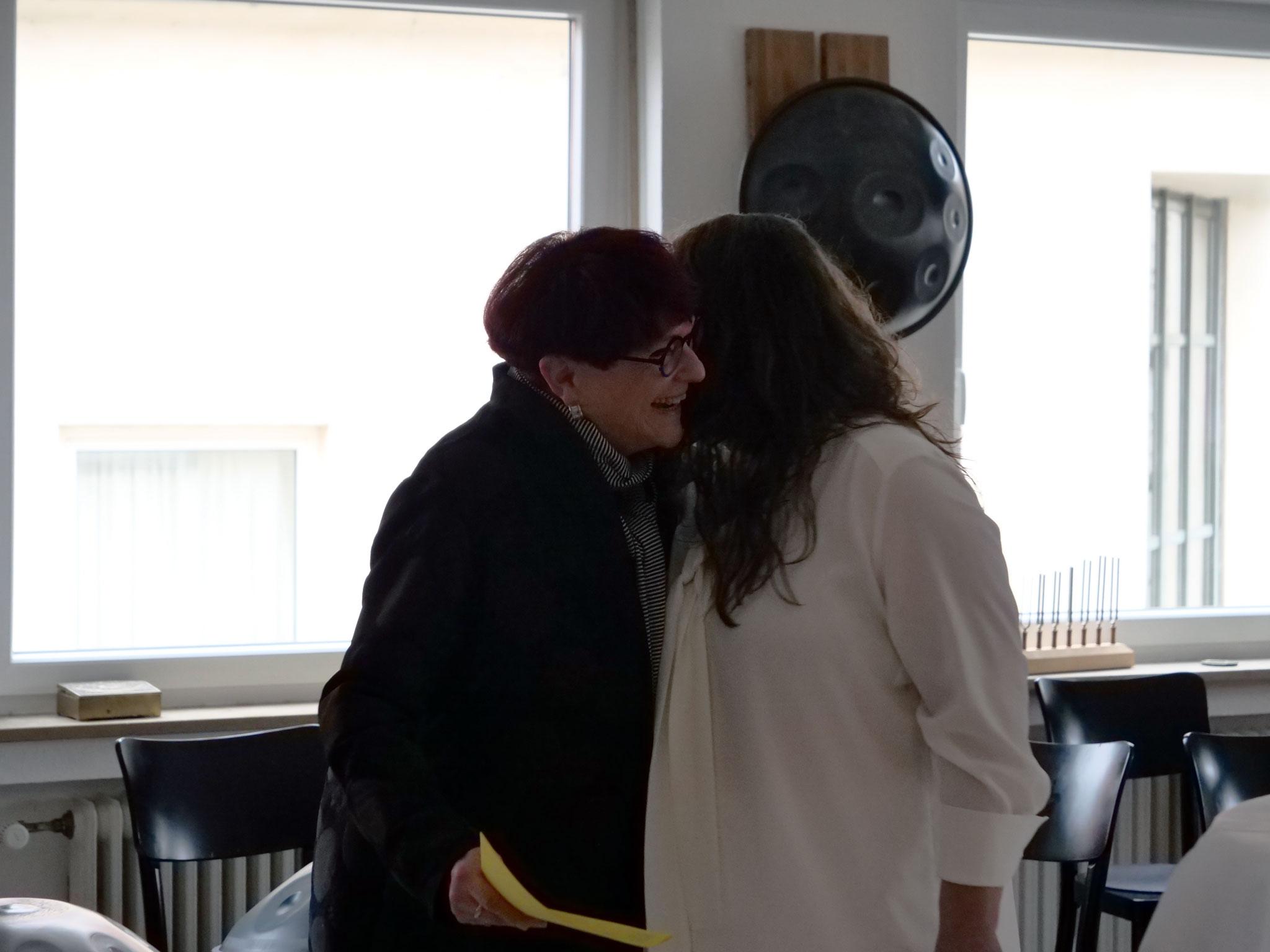 Johanna Bonengel & Petra Eisend