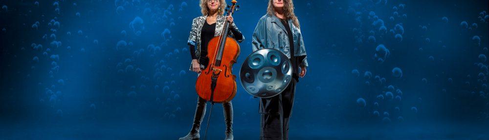 CelloPan Duo - Petra Eisend & Sibylle Friz