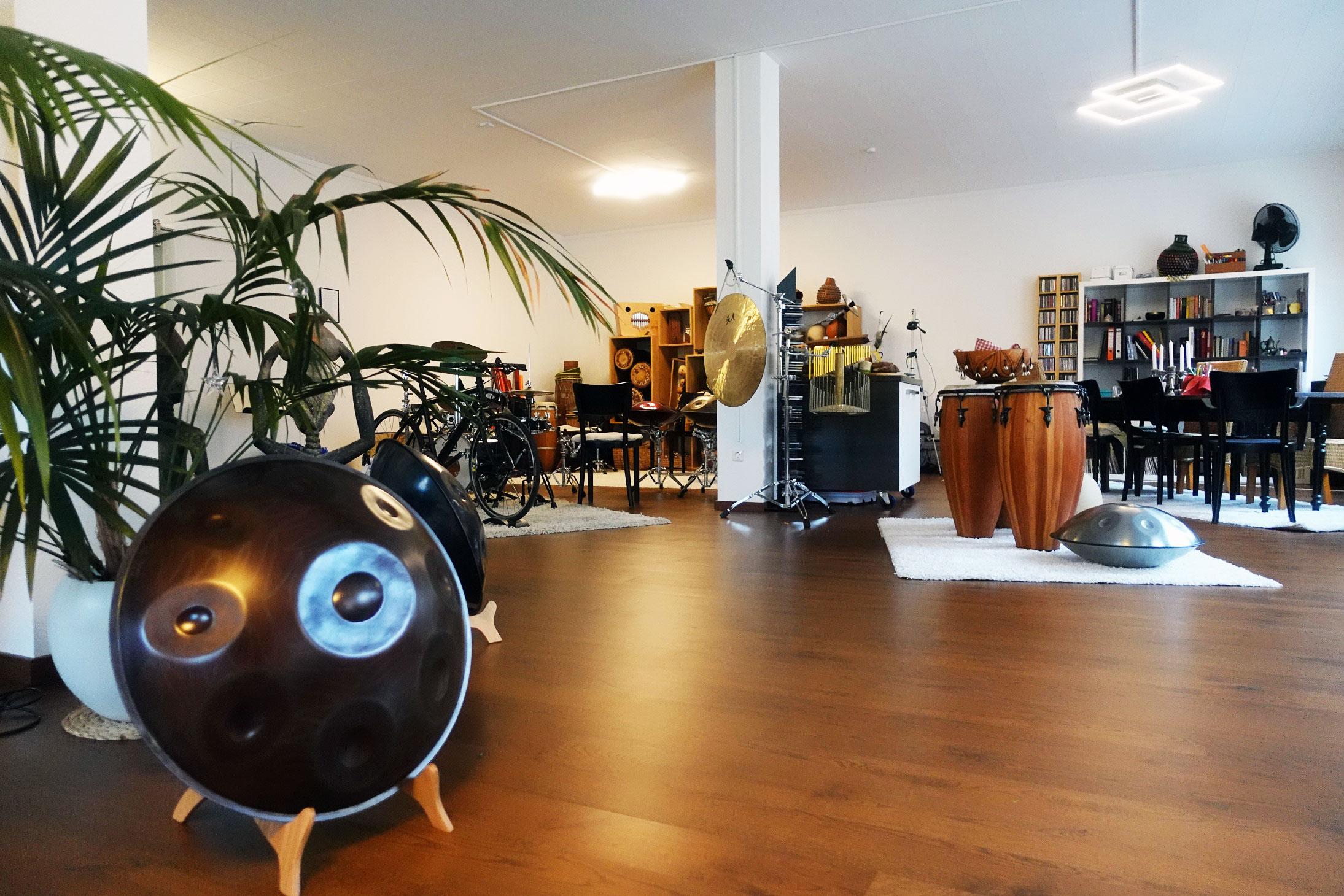 Handpan-Urlaub im Handpan Studio, Rosengasse 9, 97421 Schweinfurt