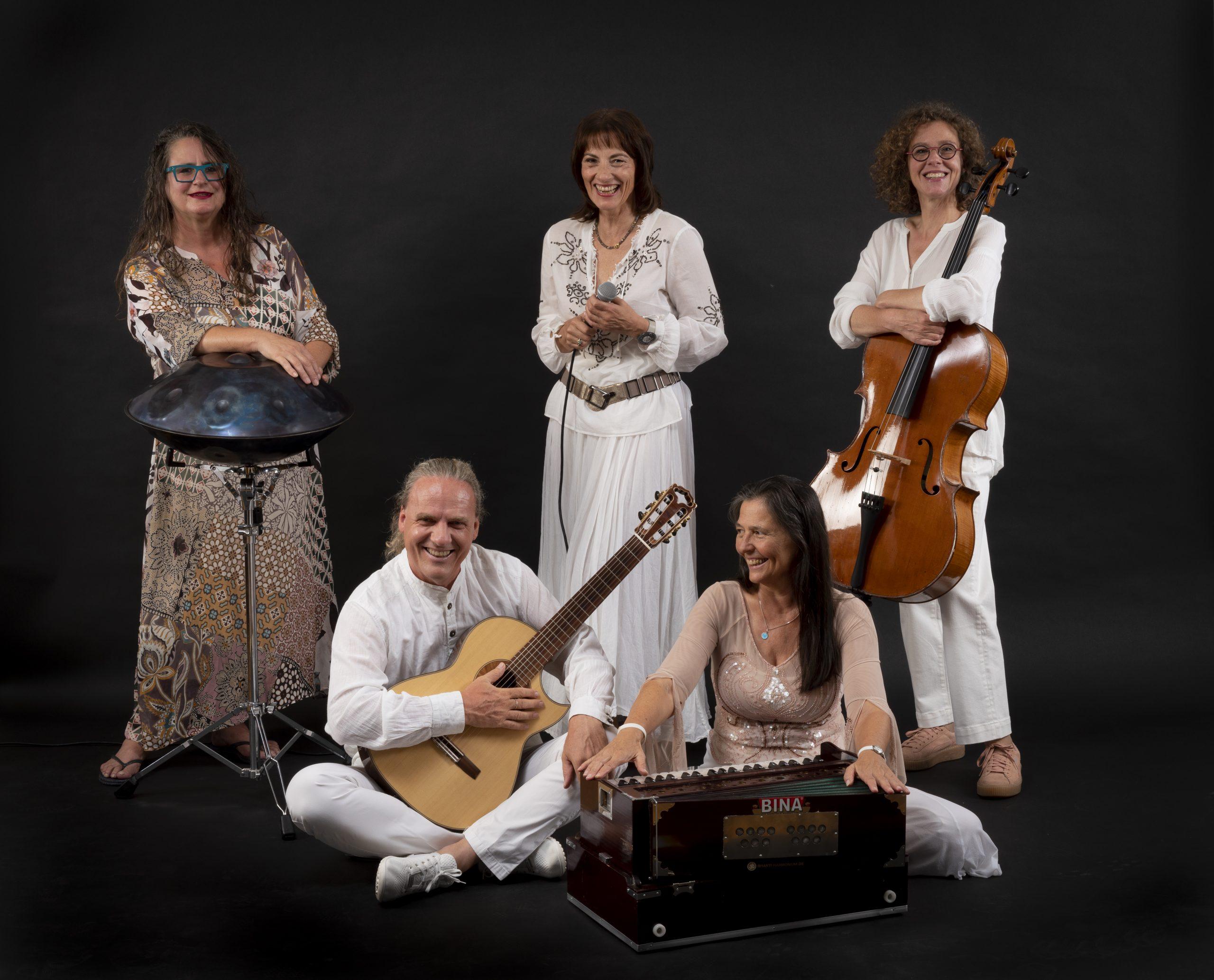 Spirit Music Night – Jadoo Ananda
